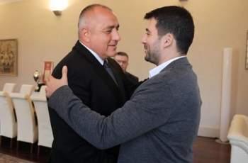 Желяз Андреев благодари на Борисов, че го свали от издирване от Интерпол