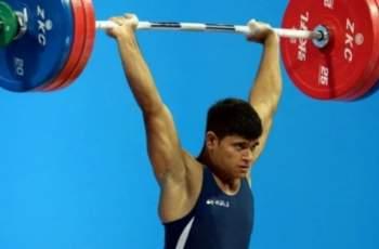 Медал за България от Световното по щанги