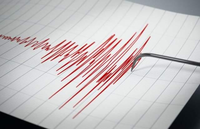 Земетресение с магнитуд 2,7 по скалата на Рихтер е регистрирано