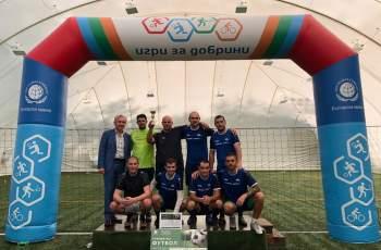 Асарелци спечелиха турнир по минифутбол