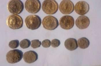 Откриха златно съкровище при разкопки близо до Варна