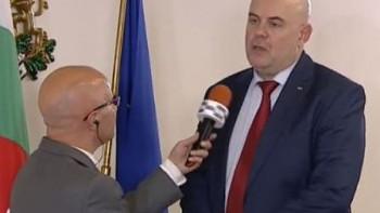 Вижте какво каза Иван Гешев след избора му за главен прокурор