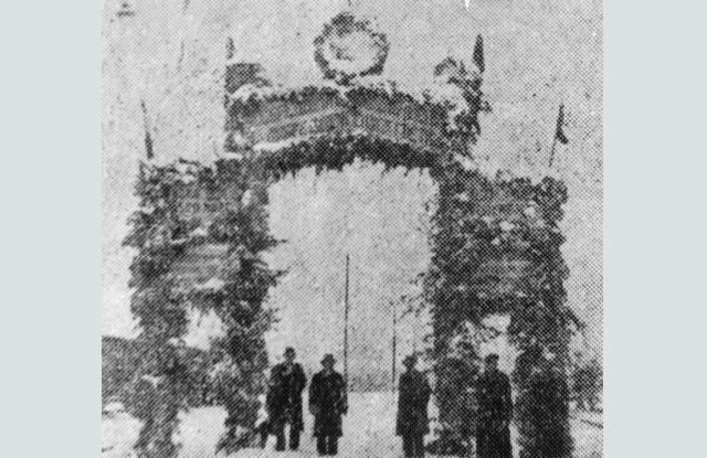 Цар Борис III благословил жп линията до Панагюрище - 2