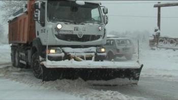 Снегът идва: 3000 снегорини в бойна готовност