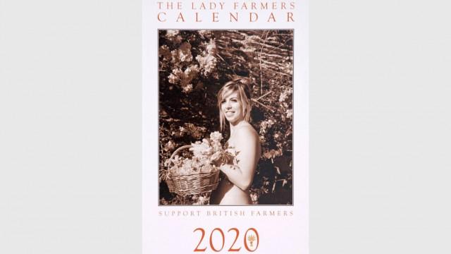 Фермерки се съблякоха голи за календар 2020 СНИМКИ 18+