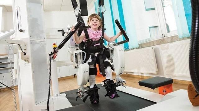 Робот позволява на деца с ДПП да се лекуват у нас