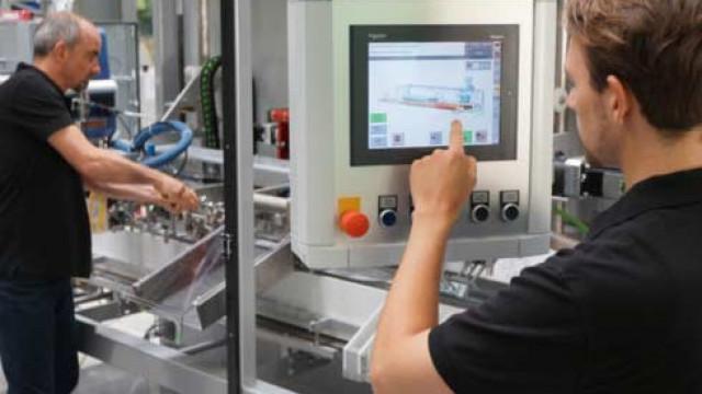 Завод край Пловдив стана Smart Factory