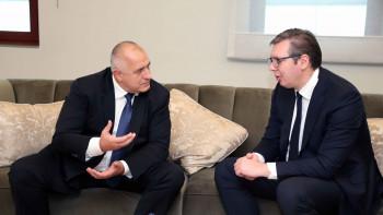 """Премиерът разговаря с Вучич в Истанбул за """"Балкански поток"""""""