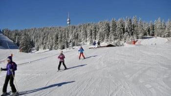 Чудесни условия за ски в Пампорово-Мечи чал, работят 11 писти