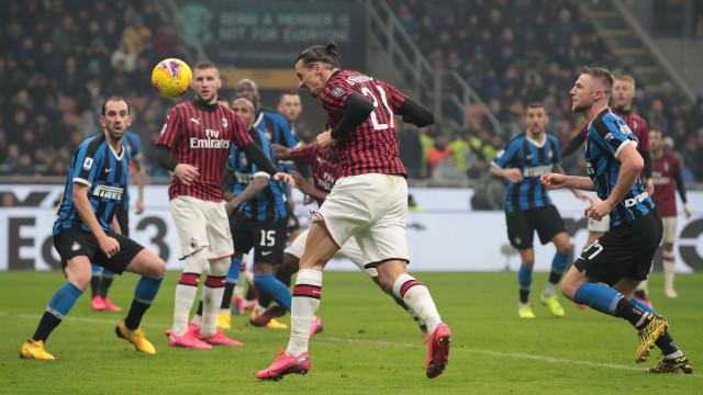 Интер спечели Ла Мадонина с уникален обрат от 0:2 до 4:2 срещу Милан ВИДЕО