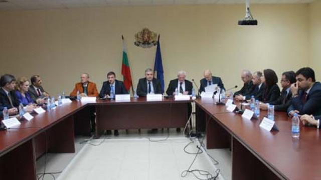 Бизнесмени и дипломати на форум в Хасково