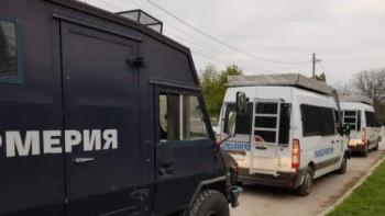 Стара Загора под полицейска блокада заради обира