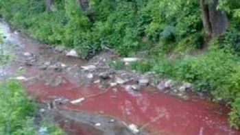 Село се превърна в касапница, реката потече окървавена (СНИМКА)