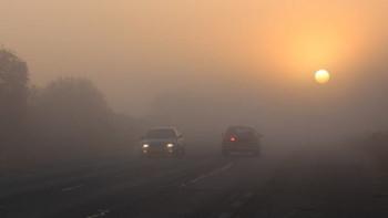 Мъгливо и облачно до края на седмицата