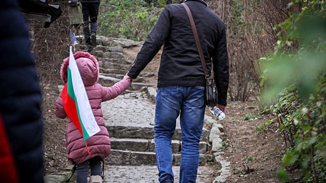 Стотици пловдивчани изкачиха Бунарджика на 3 март СНИМКИ, ВИДЕО - 10