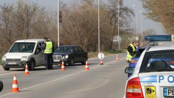 Вижте къде са КПП-тата в Пловдив и страната СПИСЪК
