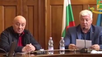 Кметовете от Пловдивско благодарят на Здравко Димитров за лабораторията