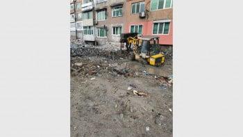 """Изринаха 400 тона боклук от """"Столипиново"""" за 3 дни"""