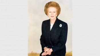 Маргарет Тачър става първата жена - премиер на Великобритания
