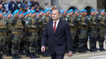 Румен Радев: Силна държава се гради със смелост и дръзновение