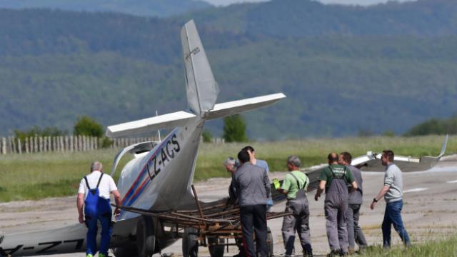 Оперират днес разбилия се със самолет Ивайло Пенчев