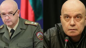 Ген. Мутафчийски към Слави: Да се извиня, че нямаше камиони с трупове? Да, извинявам се!