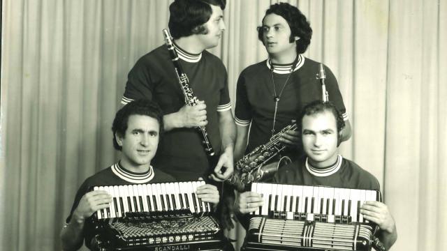 Костадин Льолев - музикантът, който свиреше без ноти - 0