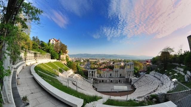 Слънчева и топла неделя в Пловдив