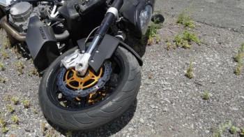 """Пиян мотоциклетист се претрепа на бул. """"Христо Ботев"""" в Пловдив"""