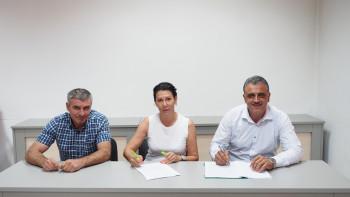 """Европейски проект дава работа на 19 уязвими жители на община """"Марица"""""""