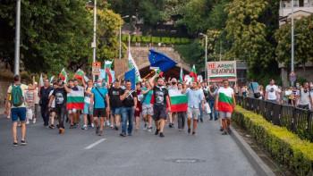 Протестът в Пловдив затваря булеварди, 19 рейса с променен маршрут