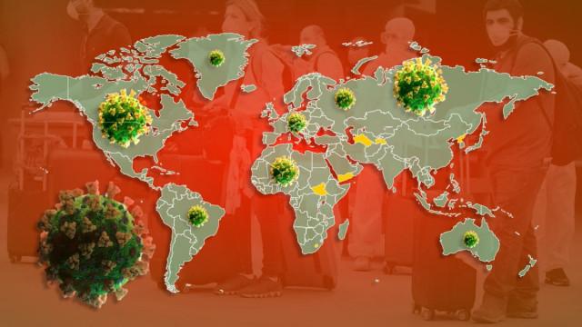 Заразените с коронавирус в света минаха 19 милиона