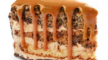 Вкусно и лесно: Вълшебна домашна торта с карамел и ванилия