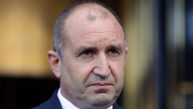 Президентът Радев коментира ситуацията във Фейсбук