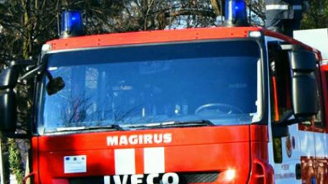 Пожарна аларма паникьоса клиенти на строителен хипермаркет в Пловдив