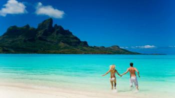 Виц на деня: Семейство на плажа