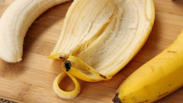 Банановите кори са много полезни, не ги изхвърляйте
