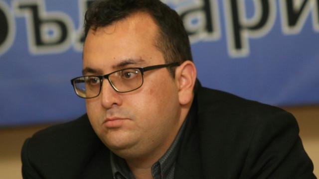 Депутатът Христиан Митев: Ще настояваме пак пред Борисов блокадите да бъдат разтурени