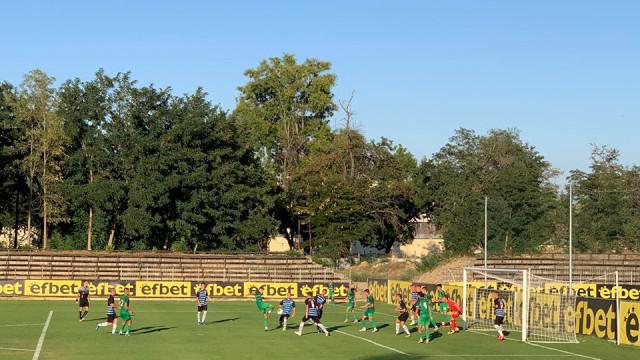 U19: Черно море излъга Хебър с 0:1
