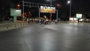 """Протестиращите се паркираха пред дома на кмета на """"Северен"""""""