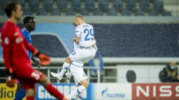 Динамо Киев удари Гент с 2:1! Резултати и голмайстори от Шампионската лига