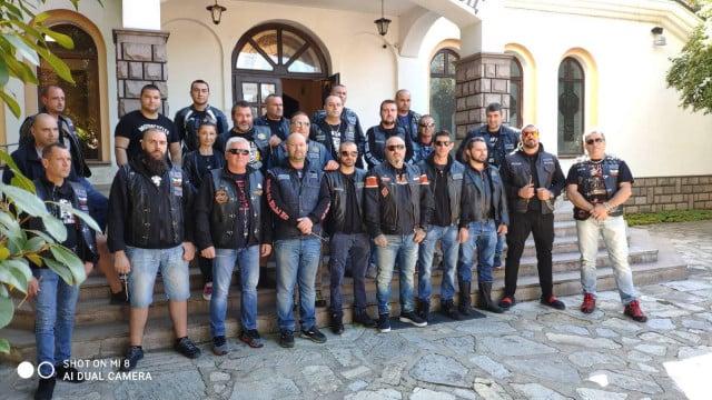 Пазарджишки рокери почетоха Деня на загиналите мотористи