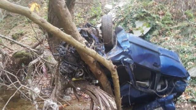 Трагедия: 30-годишна се хвърли в пропаст, остави 4 сирачета СНИМКИ
