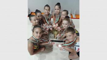 """""""Мега спорт"""" с 19 медала и 3 купи"""