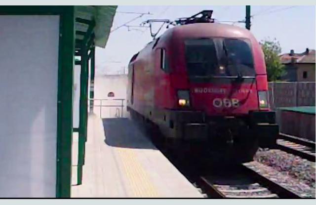 0769806f80e Влакът Пловдив-София през Пазарджик лети с 226 км/ч.