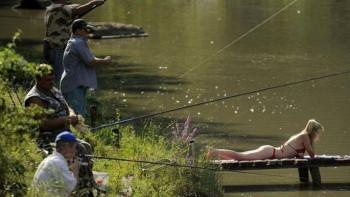 Виц на деня: Паметта на рибаря