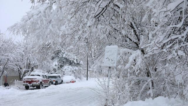 България в окото на страшни зимни бури, вещаят US метеоролози