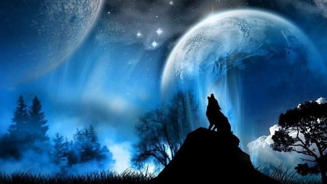 Знамение! Изгрява Синя луна в нощта на Хелоуин