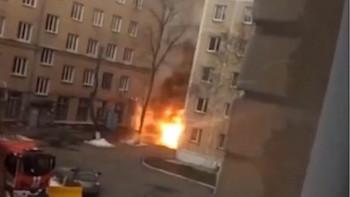 Над 150 пациенти бяха евакуирани от болница в Русия заради пожар