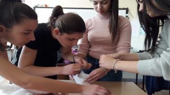 БАН награди космически проект на ученички от Пловдив